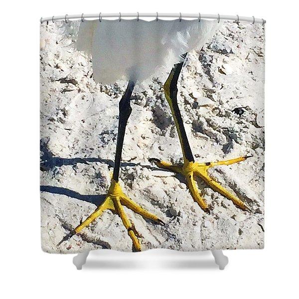 Naples 1 Shower Curtain