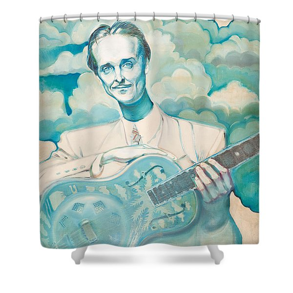National Reynolds Shower Curtain