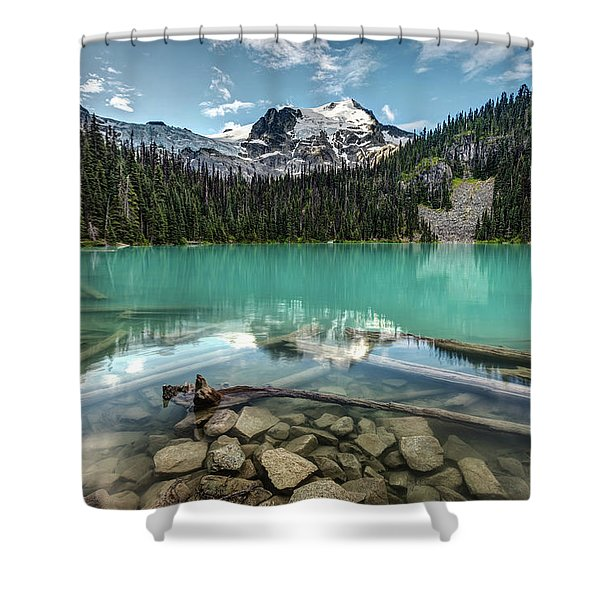 Natural Beauty Of British Columbia Shower Curtain