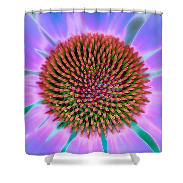 Natural Pattern Shower Curtain