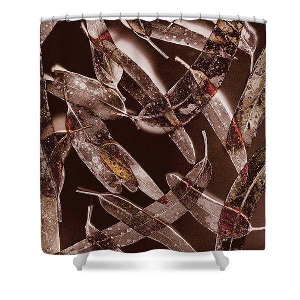 Nature In Design Shower Curtain