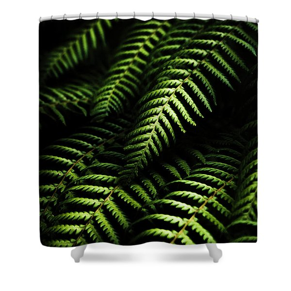 Nature In Minimalism Shower Curtain