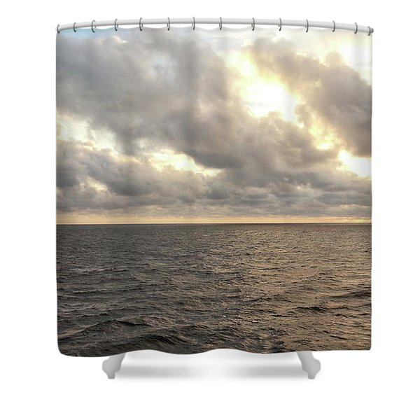 Nature's Realm Shower Curtain