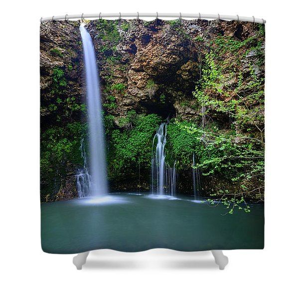 Nature's World Shower Curtain