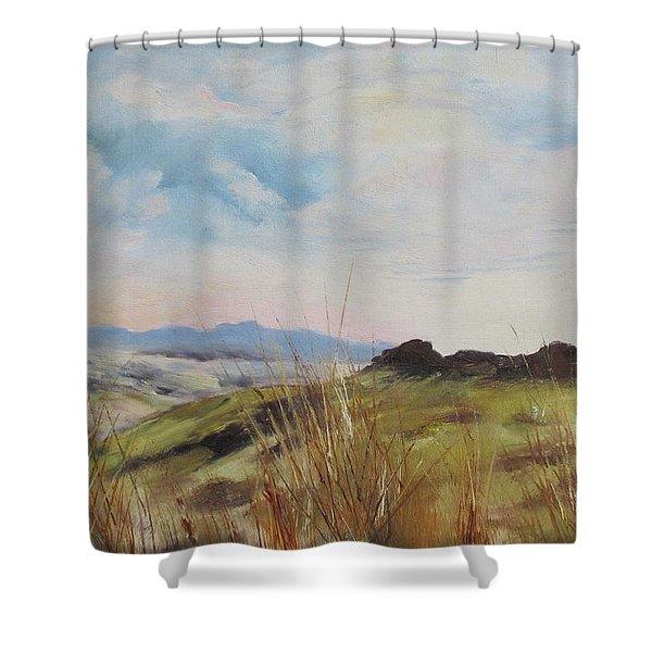 Nausori Highlands Of Fiji Shower Curtain