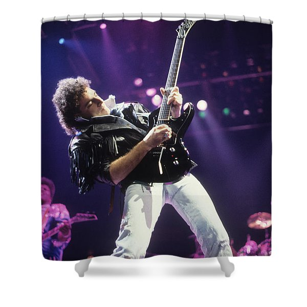 Neal Schon Shower Curtain