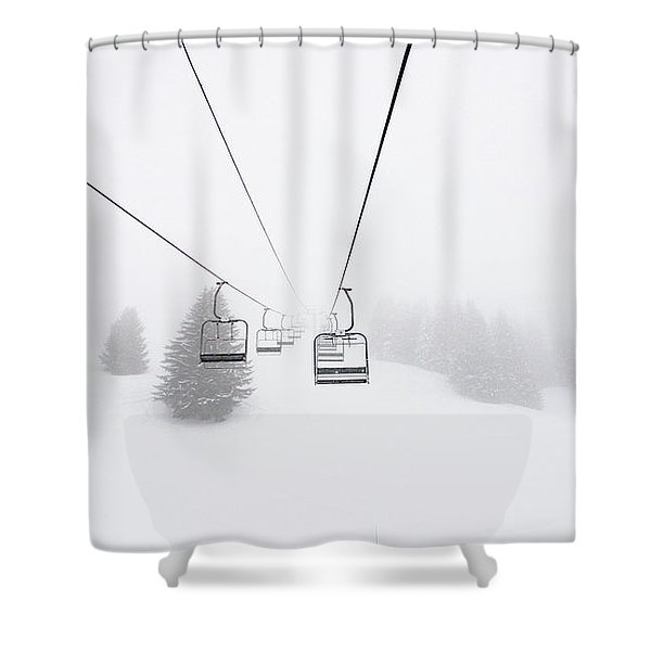 Never End Shower Curtain