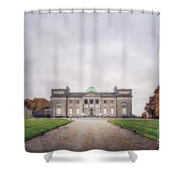 Never Fade Away Shower Curtain