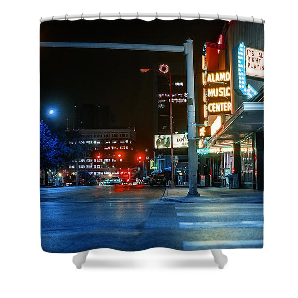 Shower Curtain featuring the photograph Never The Right Time by Break The Silhouette