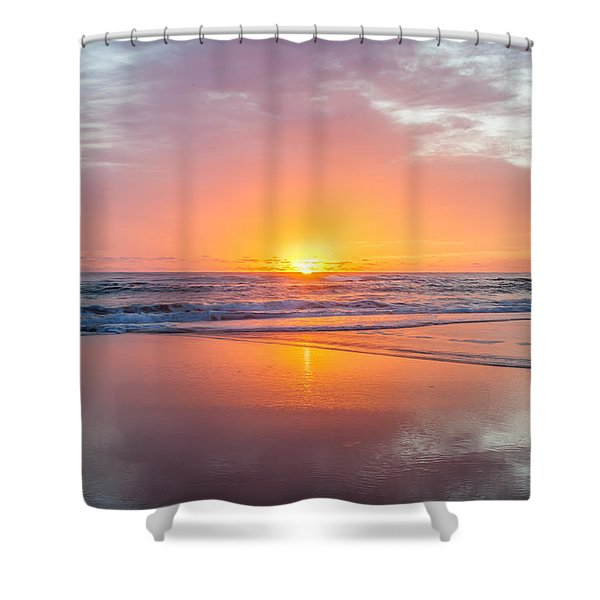 New Beginnings Shower Curtain