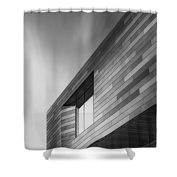 New Addition Shower Curtain