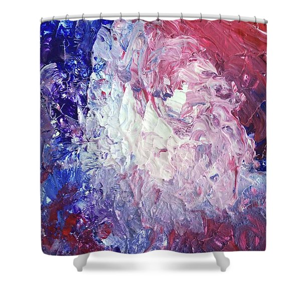 New Eyes Shower Curtain