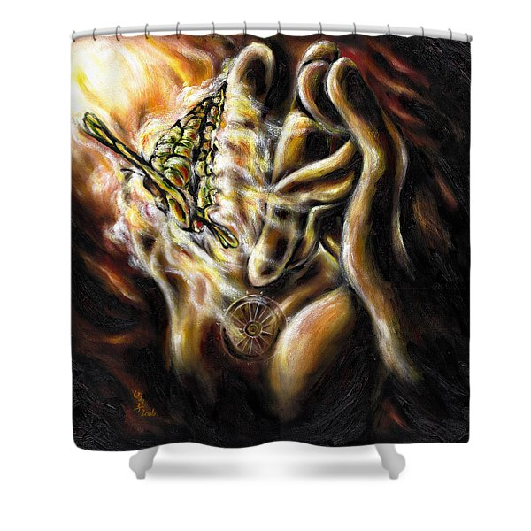 New Journey Shower Curtain