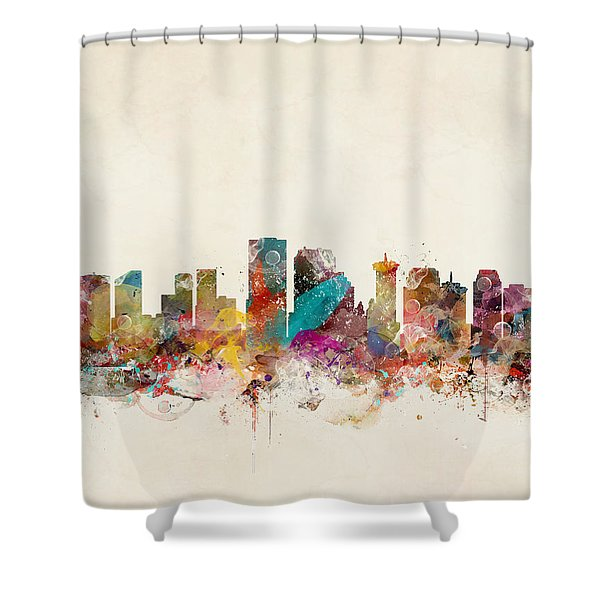 New Orleans Louisiana Shower Curtain