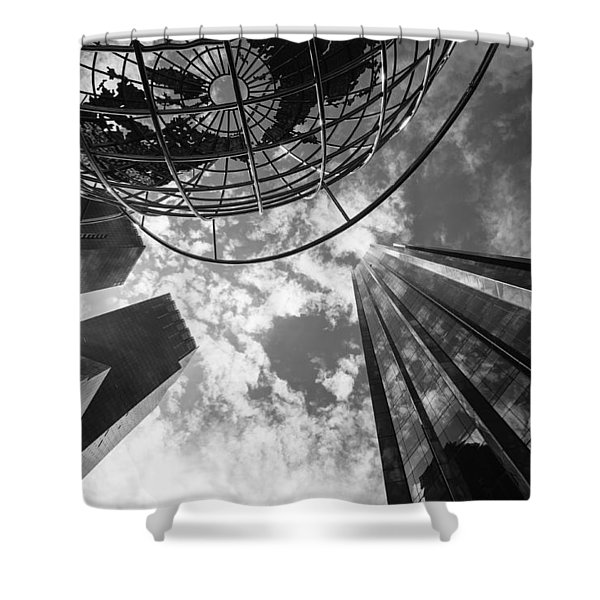 New York City Fine Art Print Shower Curtain