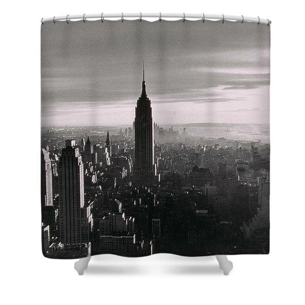 New York City Untitled Nine Shower Curtain
