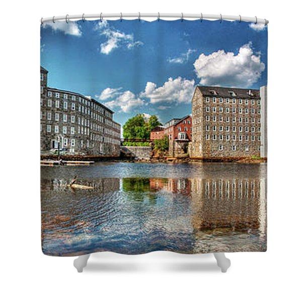 Newmarket Mills Shower Curtain