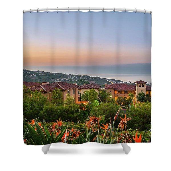 Newport Morning Shower Curtain