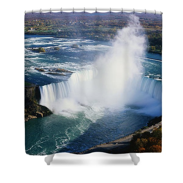 Niagara Falls Ny Shower Curtain