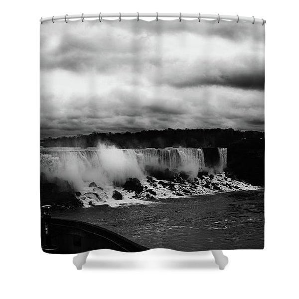 Niagara Falls - Small Falls Shower Curtain