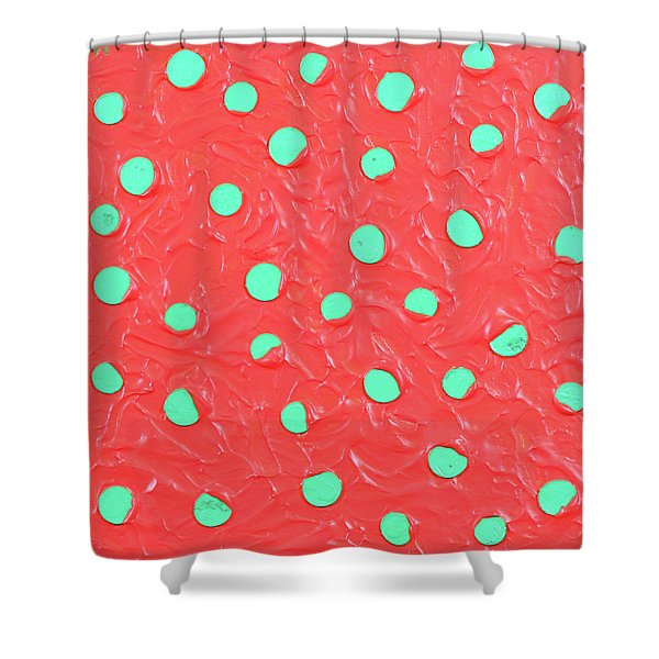 Nickels And Dimes Shower Curtain