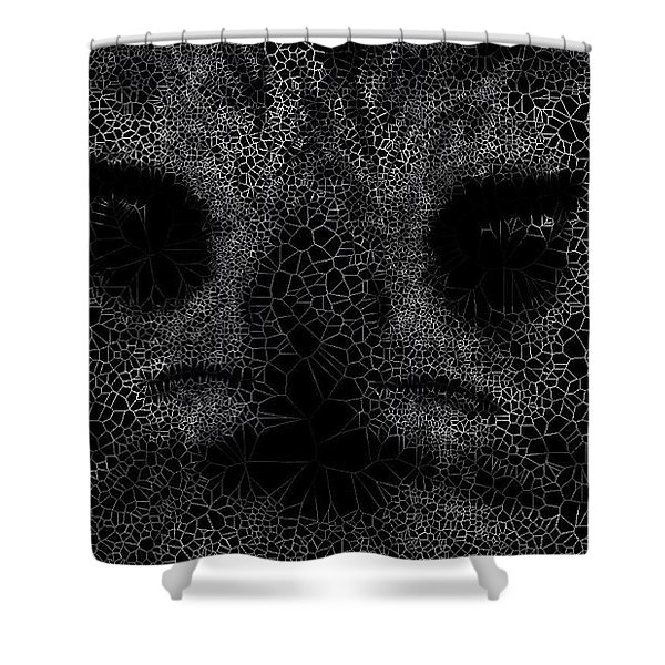 Night Night Shower Curtain