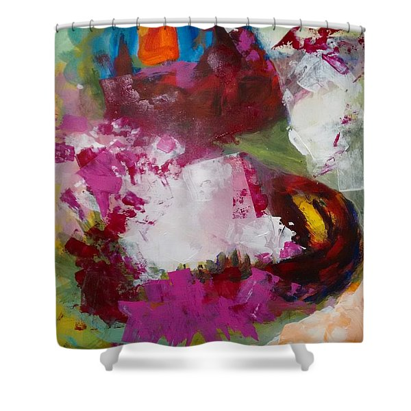 Night Out Shower Curtain