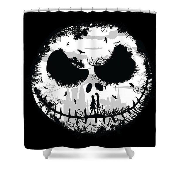 Nightmare Shower Curtain