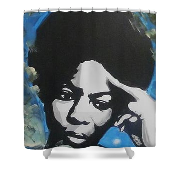 Nina Nina Shower Curtain