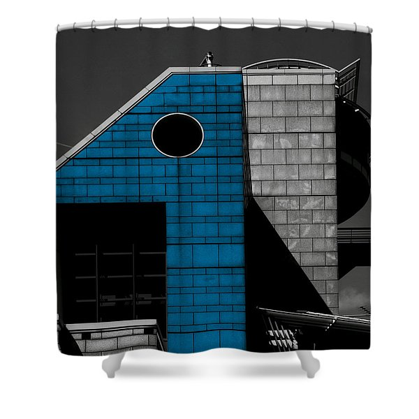 No 1 Shower Curtain