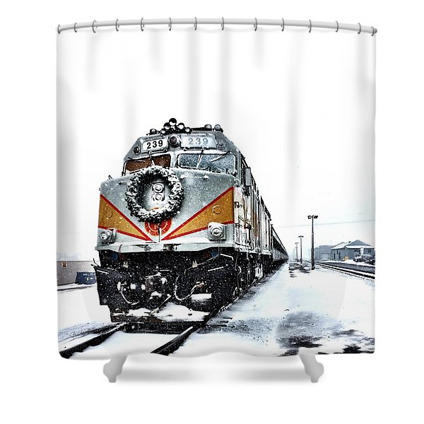 No. 239 Shower Curtain