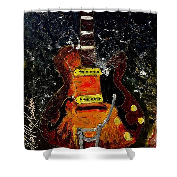 No #7 Shower Curtain