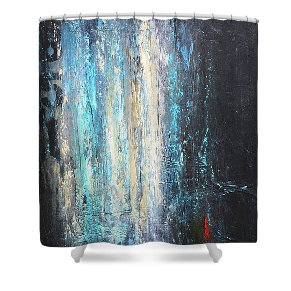 No. 851 Shower Curtain