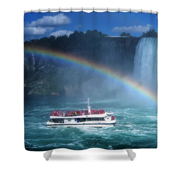 No Pot Of Gold Shower Curtain