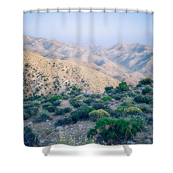 No Sign Of Life Shower Curtain
