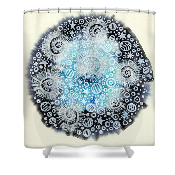 No.1 Shower Curtain