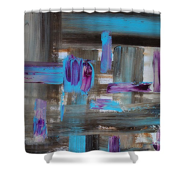 No.1245 Shower Curtain