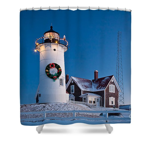 Nobska Light Shower Curtain