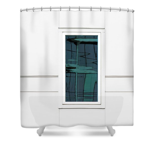 North Carolina Windows 2 Shower Curtain
