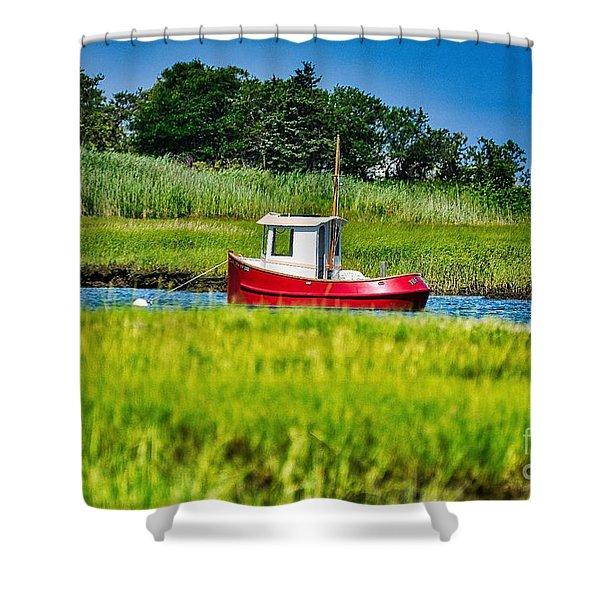 Northeast Shower Curtain
