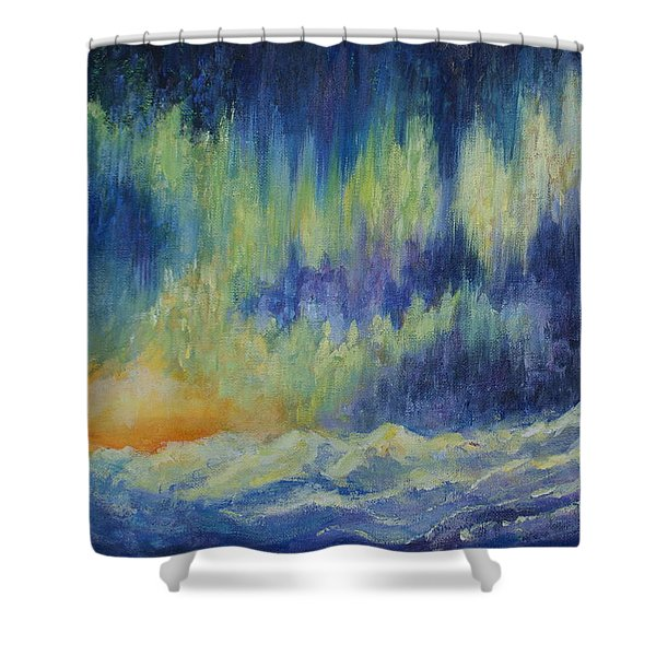 Northern Experience Shower Curtain