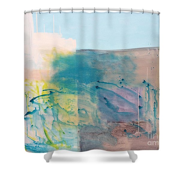 Nostalgie Shower Curtain
