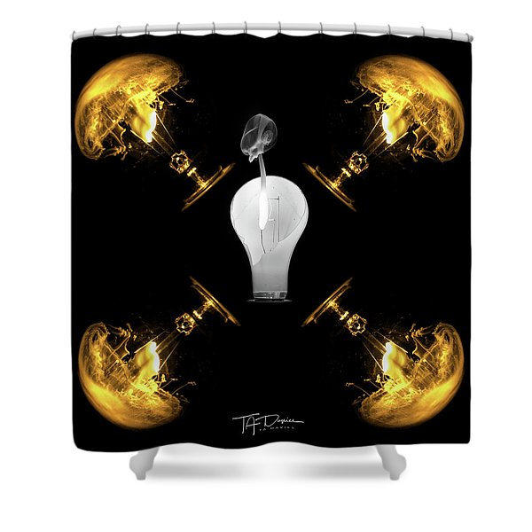 Nuclear Considerations Shower Curtain
