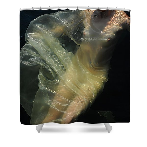 Celestial Body Shower Curtain