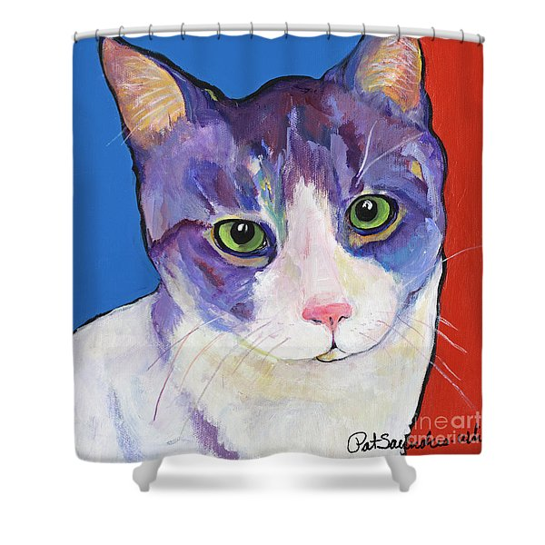 Nugget Shower Curtain