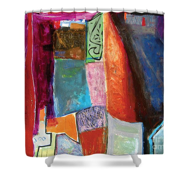 La Nuit Shower Curtain