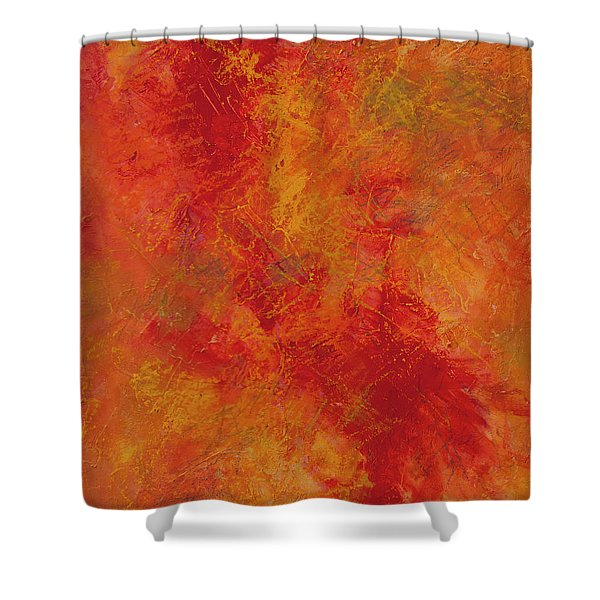 Number 9 Shower Curtain