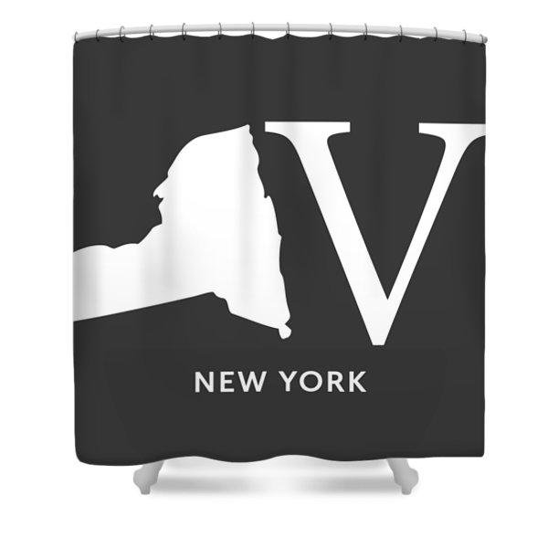 Ny Love Shower Curtain