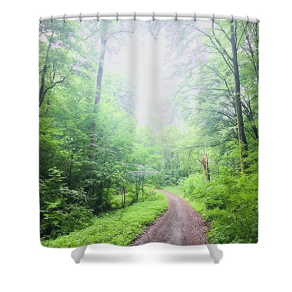 O Shower Curtain