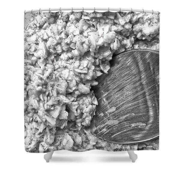 Oatmeal Shower Curtain